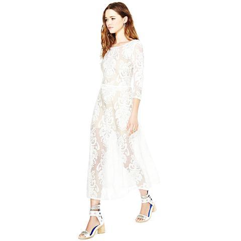 White San Marco Dress
