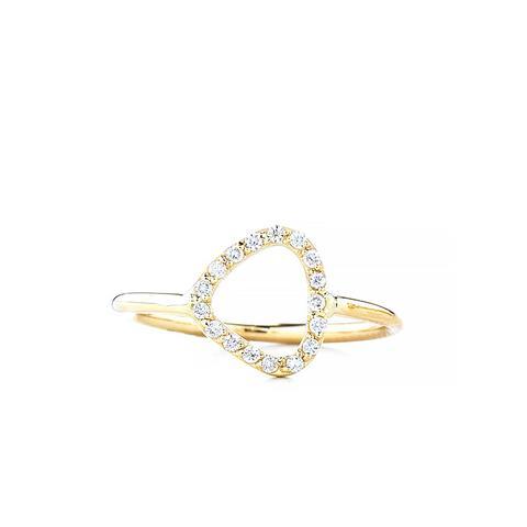 Petite Organic Ring