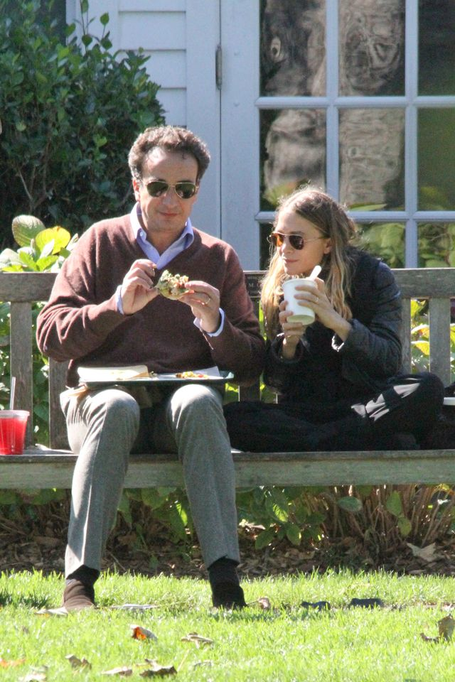 Did Mary-Kate and Olivier Sarkozy Get Married Already?