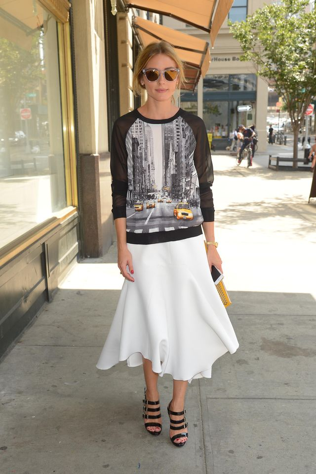 Where to Find Olivia Palermo's Awesome $40 Sweater
