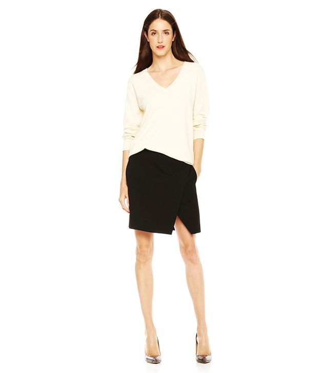 Joe Fresh Wrap Skirt