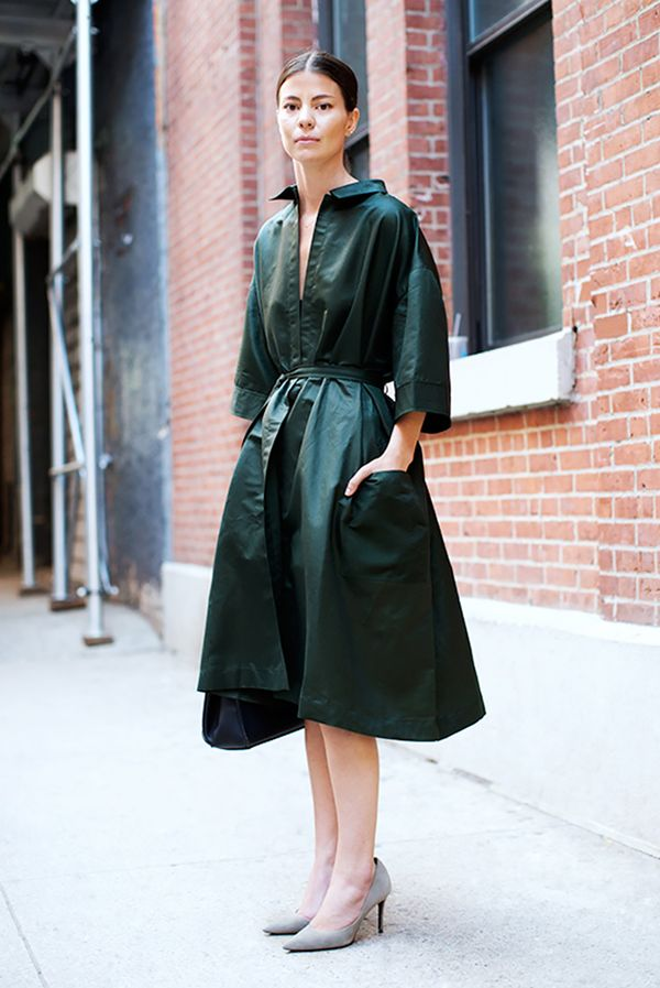 #4: Pick Structured Dresses