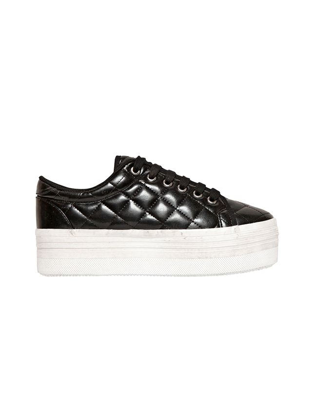 JC Play Quilted Leather Sneakers