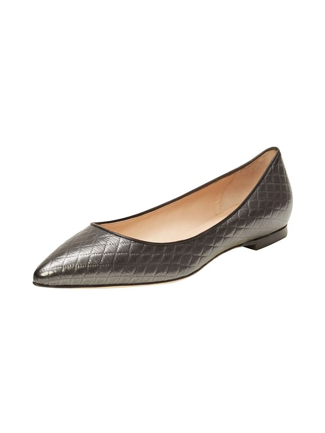 Club Monaco Erika Quilted Flats