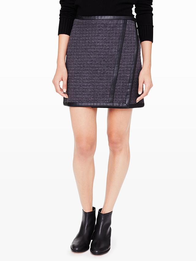 Club Monaco Violeta Knit Skirt