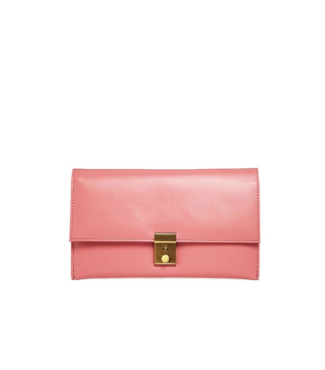 ASOS Leather Purse & Travel Wallet