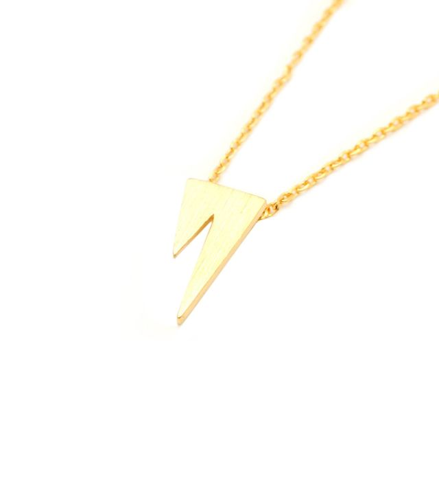 Anarchy Street Sharp Tooth Necklace