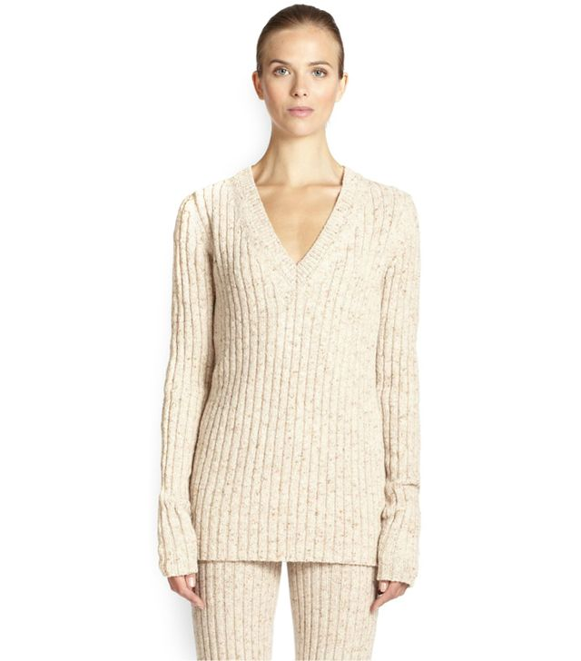 Marc Jacobs Cashmere V-Neck Sweater