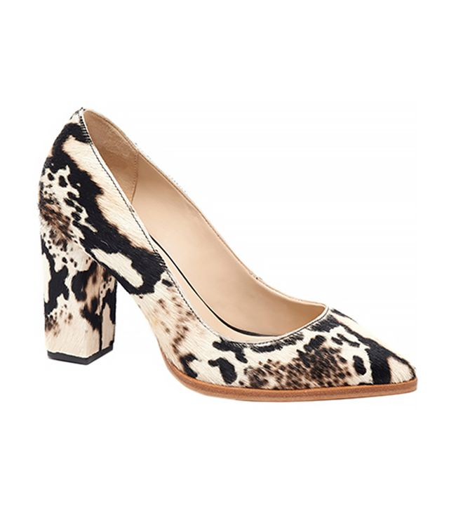 Loeffler Randall Maisy Chunky Leather Sandals