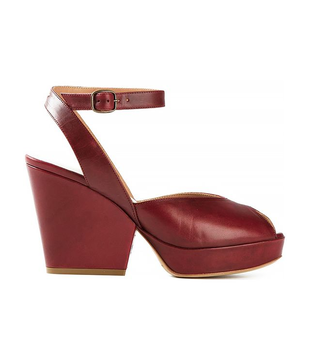Maison Martin Margiela Chunky Heel Sandals