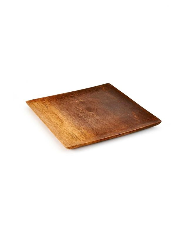 Rodale's Ombre Mango Wood Plate