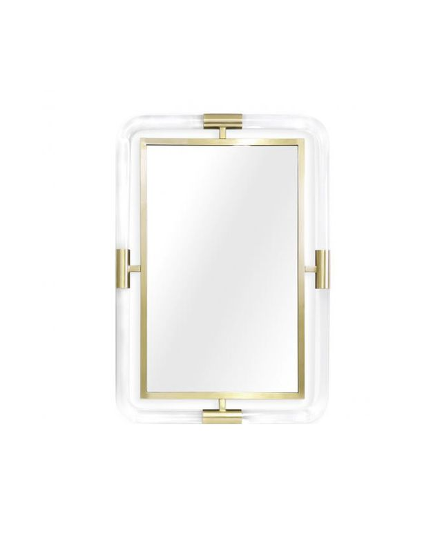 Horchow Jonathan Adler Jacques Acrylic Mirror