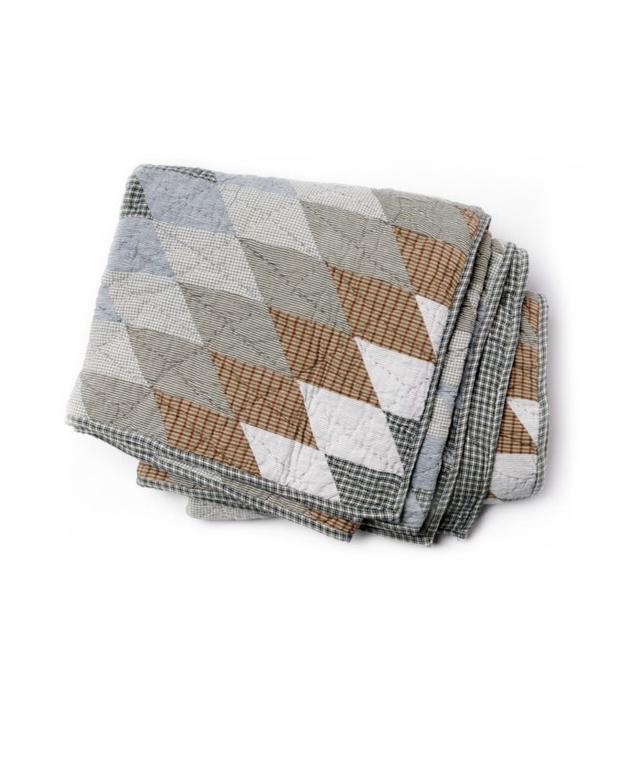 Pendleton Woolen Mills Blanket Patchwork Quilt