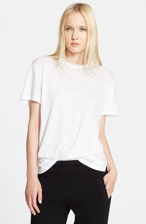 MARC BY MARC JACOBS MARC BY MARC JACOBS 'Carmen' Jersey Tee