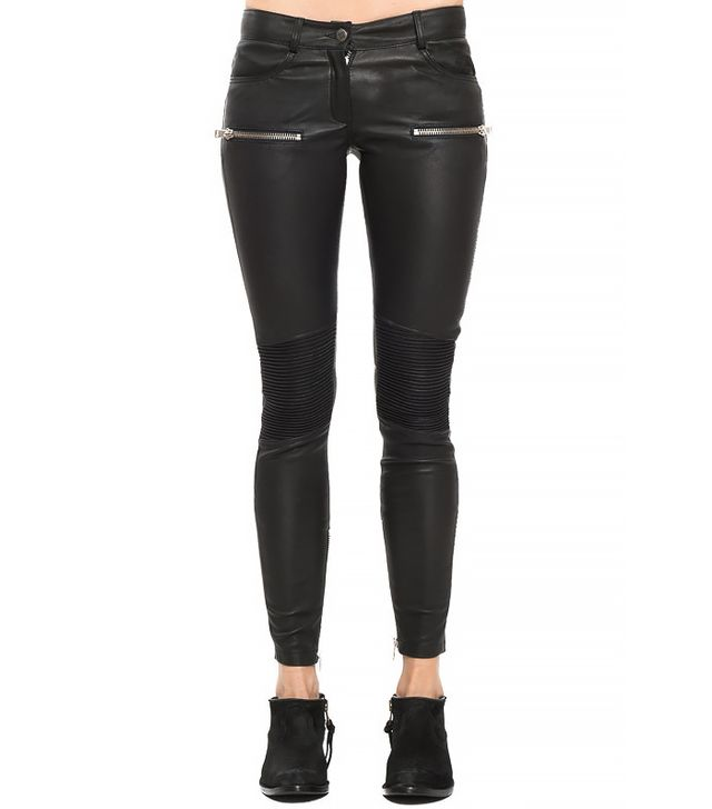 Anine Bing Anine Bing Moto Leather Pants