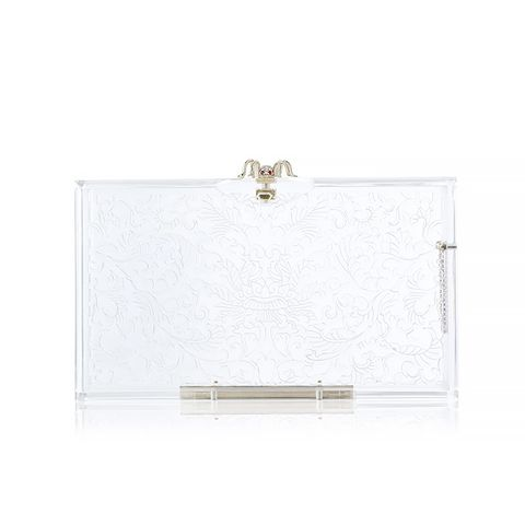 Ornate Pandora Clutch