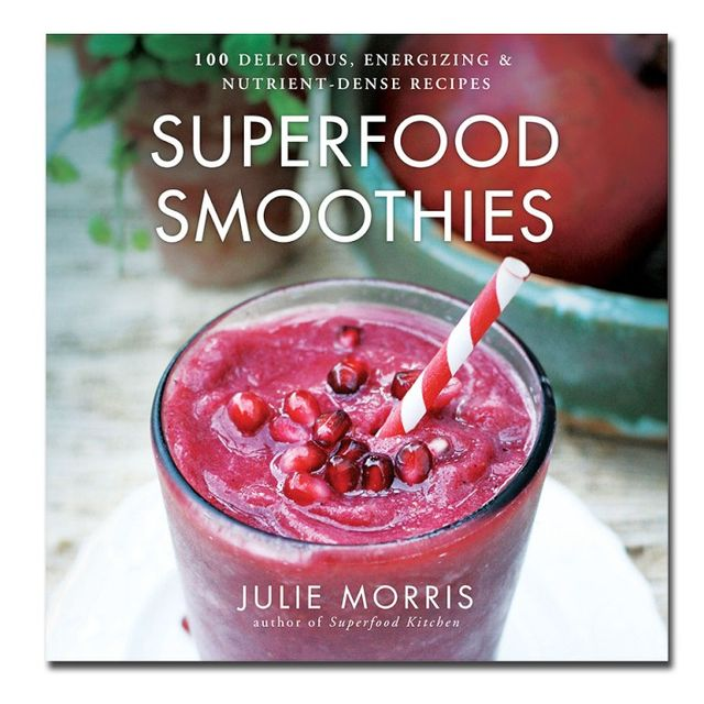 Julie Morris Superfood Smoothies
