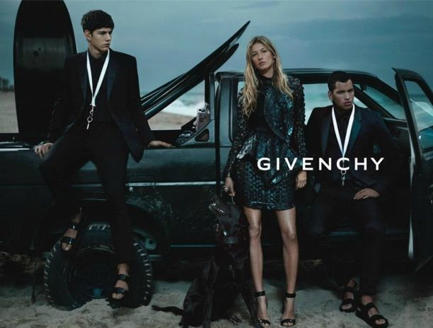 Givenchy S/S 2012 Campaign