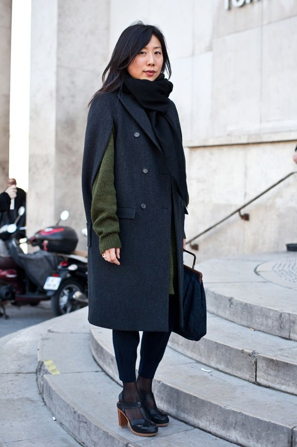 Street Style: Cape Coats