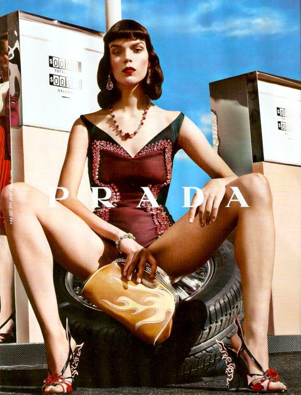 Prada S/S 2012 Campaign