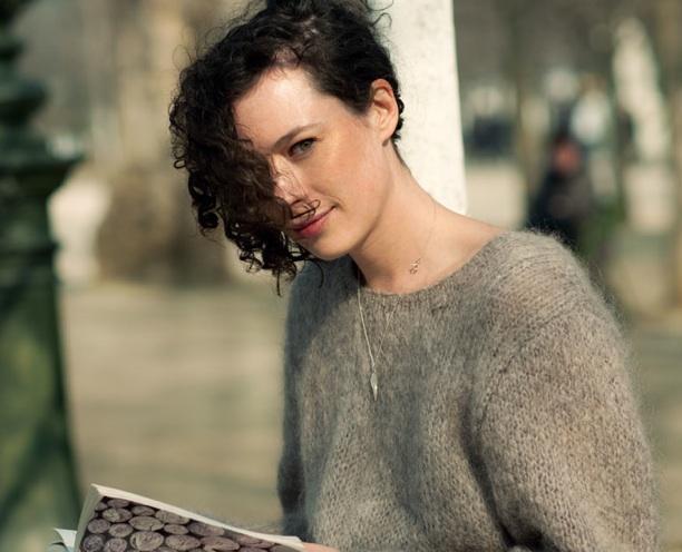 Street Style: Fuzzy Sweaters