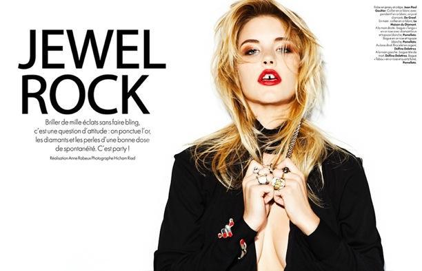 Jewel Rock | ELLE Belgium