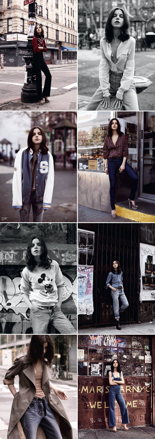 Seventies-Inspired Casual | Stonefox Magazine