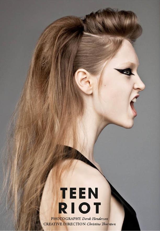 Teen Riot | Russh