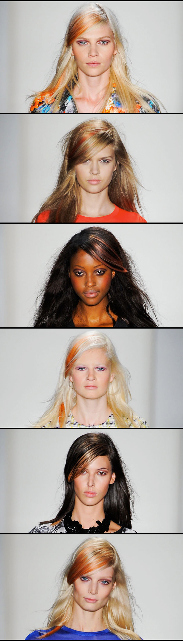Bright Highlights | Peter Som S/S 2012