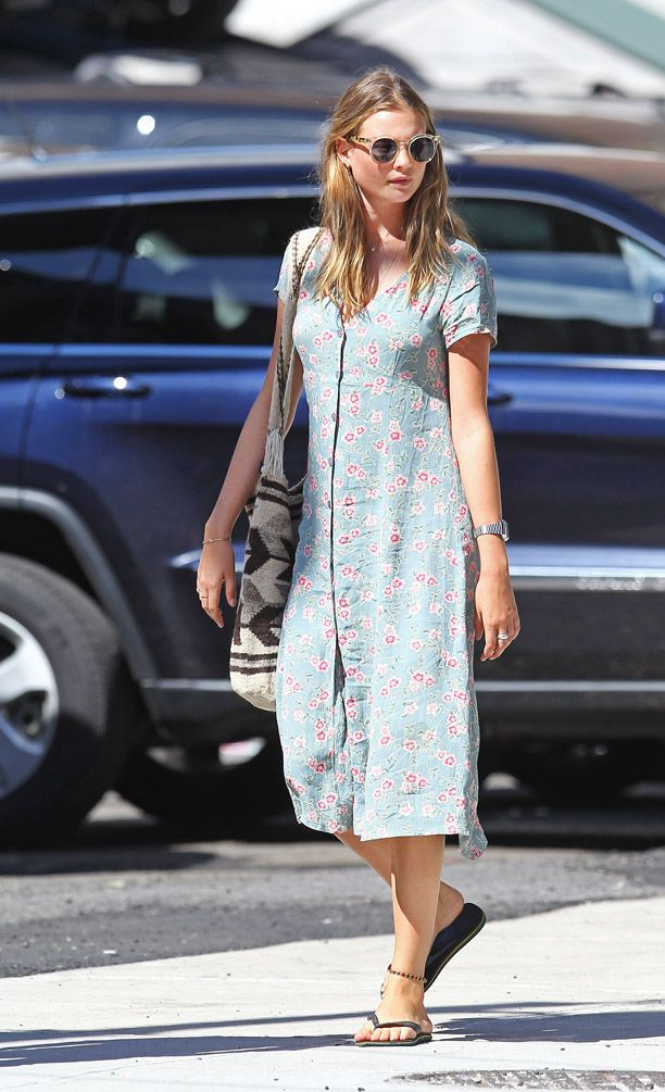 Look of the Day: Retro Sundress