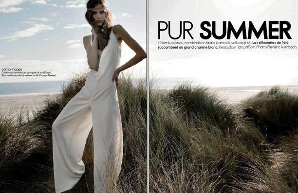 Pur Summer | ELLE France