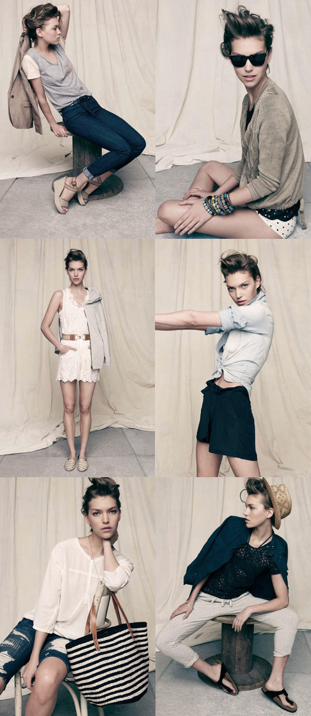Madewell 'Looks We Love' S/S 2011 Lookbook