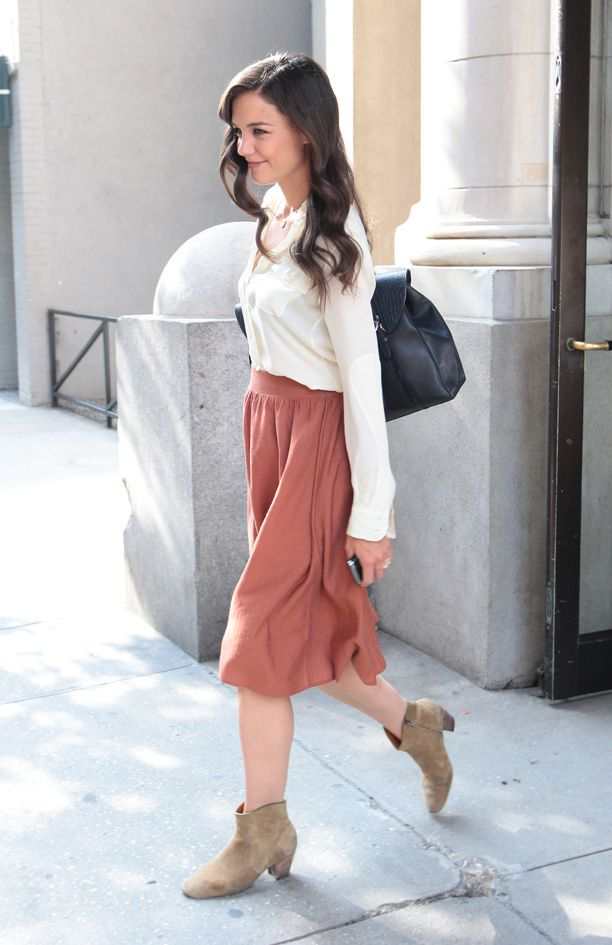 Look of the Day: Classic Midi