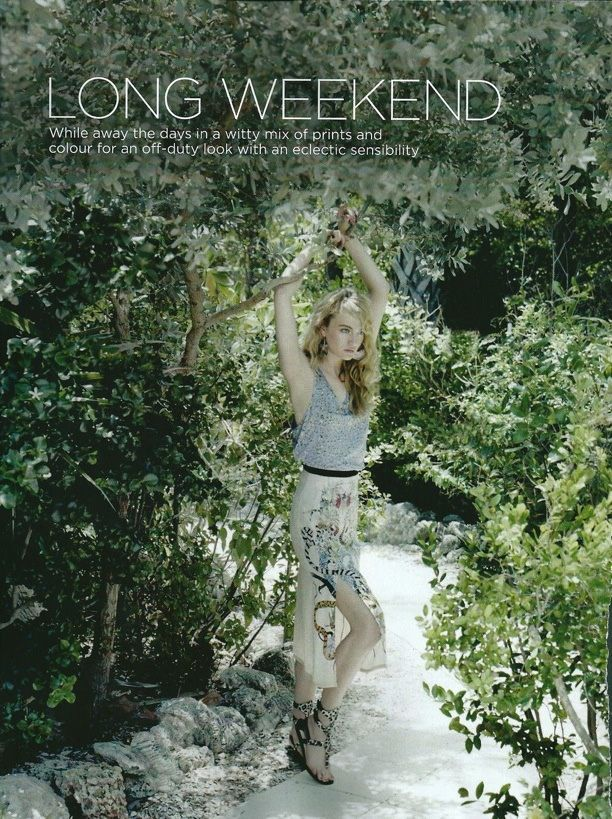 Long Weekend | Marie Claire Australia