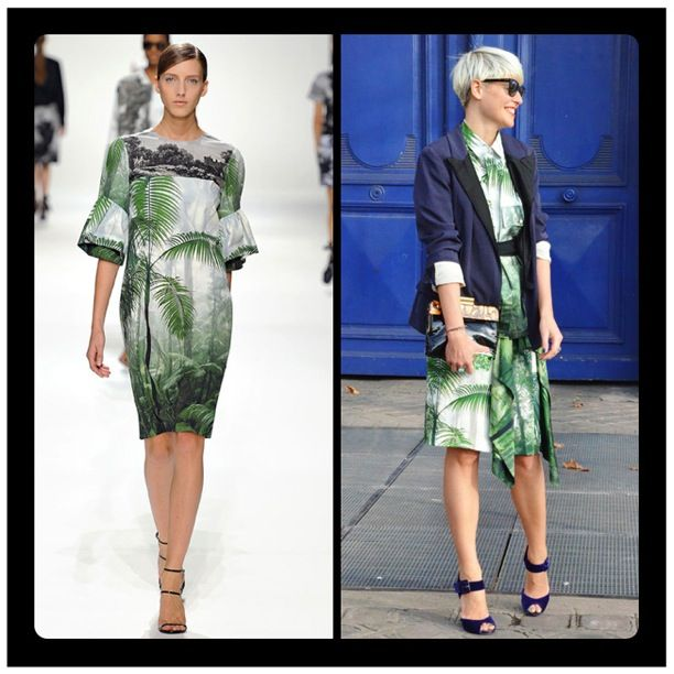 PFW STREET STYLE: INSPIRED BY...