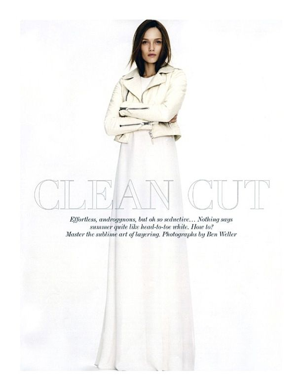Clean Cut | Vogue UK