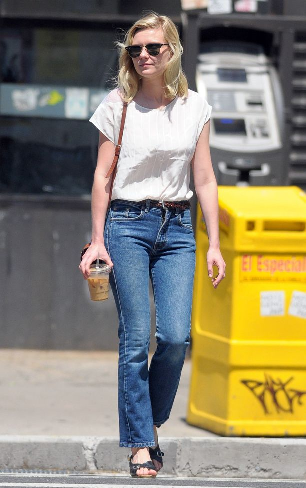 Look of the Day: Summer Denim