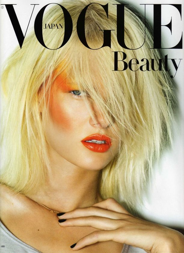 The Fruits of Beauty | Vogue Nippon