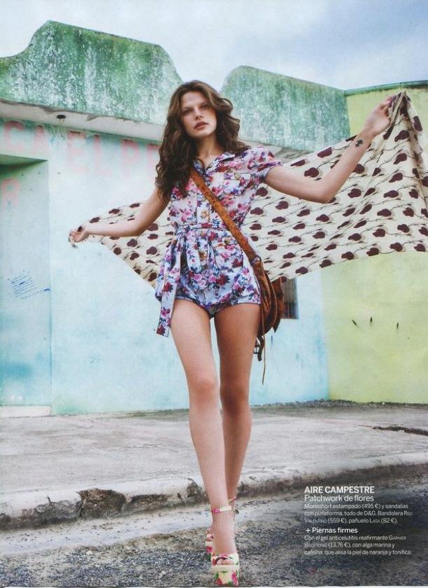Paraíso Tropical   Woman Magazine