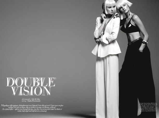 Double Vision | Dress to Kill