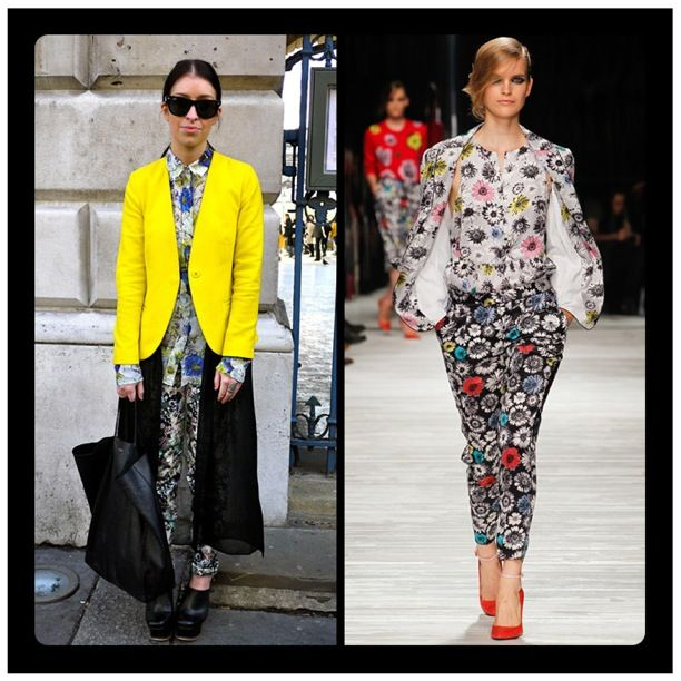 LFW STREET STYLE: INSPIRED BY...