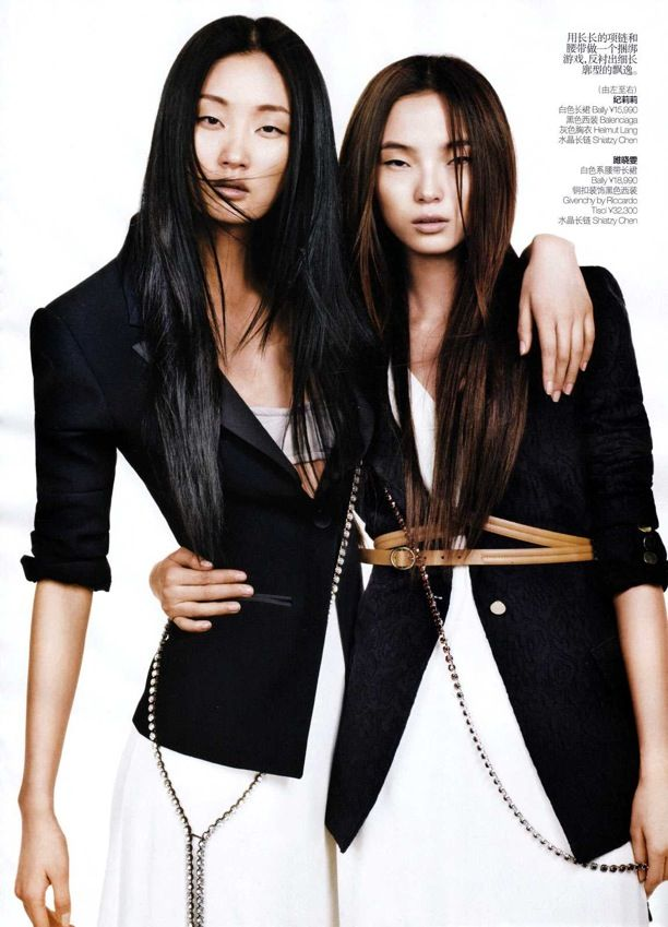Long and Lean | Vogue China