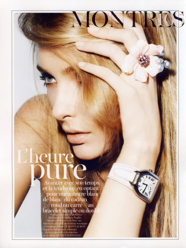L'heure pure | Vogue Paris