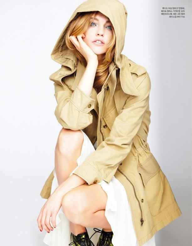 Sasha Pivovarova | Sure Magazine