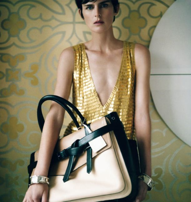 Stella Tennant | Reed Krakoff S/S 2011