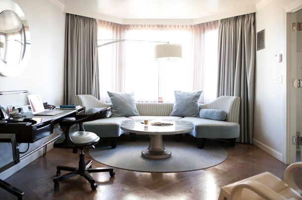 NYFW: Inside our amazing suites at the London Hotel