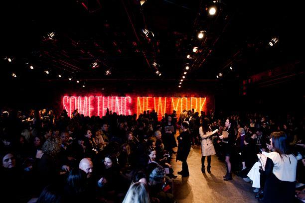 NYFW:DKNY F/W 2011