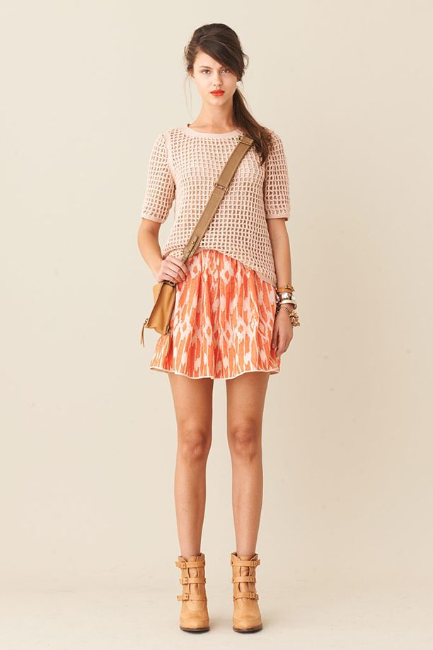 J.Crew Spring 2011 lookbook