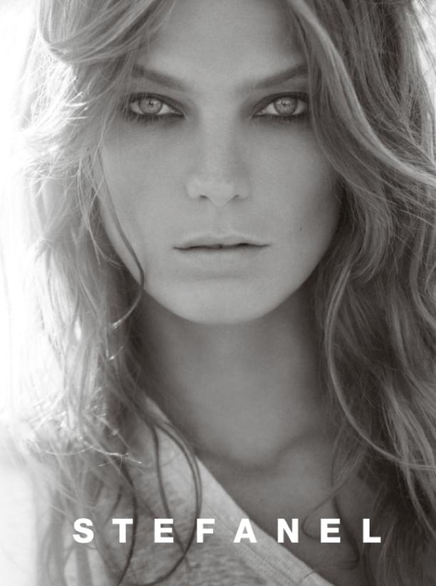 Daria Werbowy | Stefanel S/S 2011