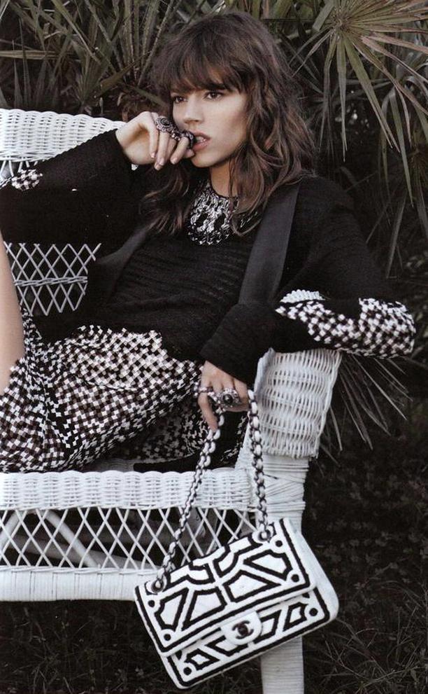 Chanel S/S 2011 Ad Campaign